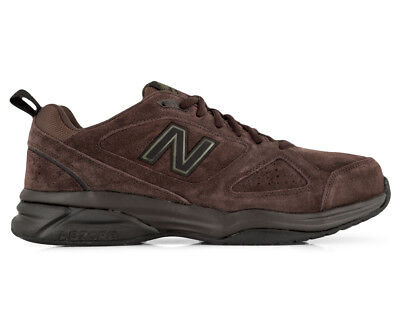New Balance Men's X-Train MX624OD4 Wide Fit Shoe - Brown
