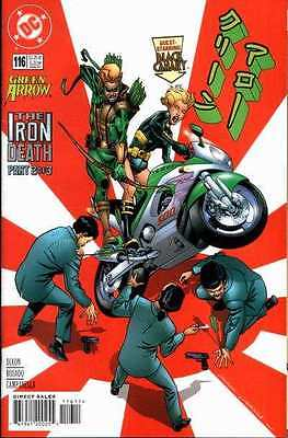 Green Arrow (1988 series) #116 in Very Fine + condition. FREE bag/board
