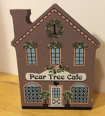 Cat's Meow Pear Tree Cafe 12 Days Of Christmas