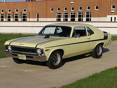 1968 Chevrolet Nova YENKO DEUCE 1968 YENKO DEUCE LT-1, BRAND NEW BUILD, FLAWLESS RESTORATION.
