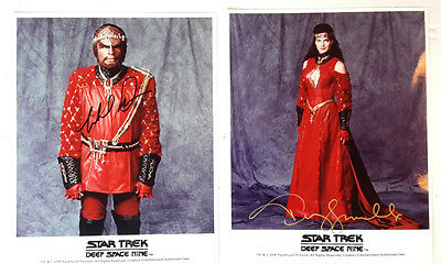 worf and dax wedding