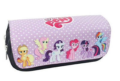 Horse & Western Gifts School My Little Pony Double Pencil Case