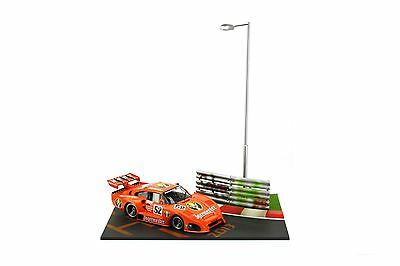 Tiny 1:18 Nurburging Racing Circuit Track Diorama Kit with USB Powered LED Light