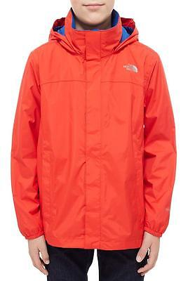 The North Face Resolve Hooded Jacket - Youth Size Small S (7/8) Aqfya6M-Ys