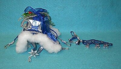 Breyer Traditional Snow Princess Costume Very Nice Seems To Be Complete 2006 #2