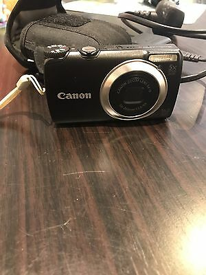 Canon Powershot A3350IS Camera , Battery And Charger, Low Pro Case