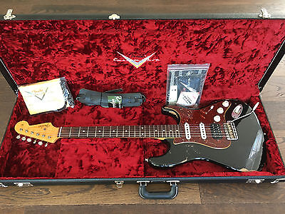 Fender Stratocaster Custom Shop HSS Heavy relic
