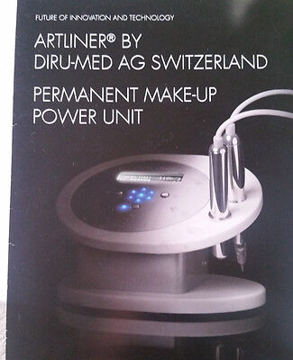 Permanent make up Gerät Artliner SoftLaser