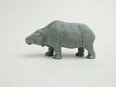Toxodon 1/35 scale 3d plastic Model super hard to find!!