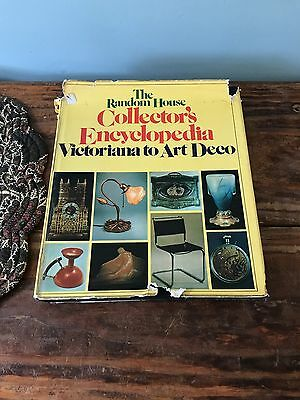 Collectors Encyclopedia Victoriana to Art Deco Guide Reference Styles Book 1979