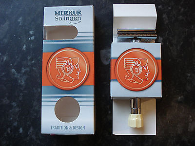 Merkur Progress 510 Long Handle Adjustable DE Safety Razor Unused