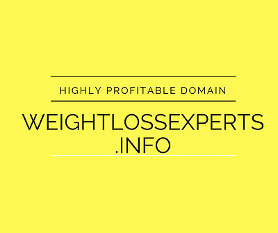 Profitable Domain Name - weightlossexperts.info
