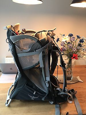 Osprey Baby Carrier Poco Plus Excellent Condition 163 100