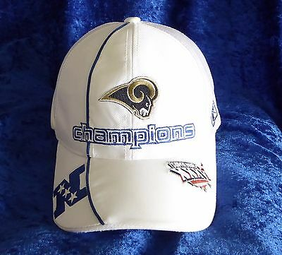 Los Angeles LA Rams NFL Cap (Reebok) One Size Fits All - BNWOT