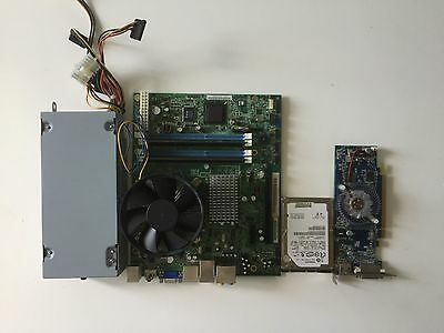 carte mere complete Acer Aspire X3810