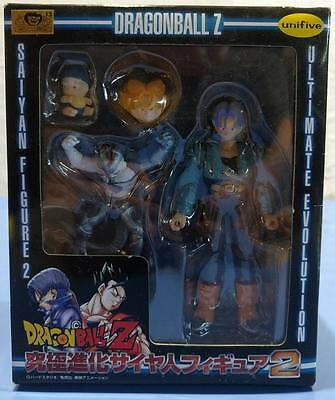 Dragonball Z- Trunks Ultimate Evolution Figure - Unifive / Bandai , not Figuarts