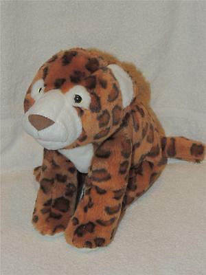 2008 The World Eric Carle Kohl's Cares Leopard Cheetah Plush Stuffed