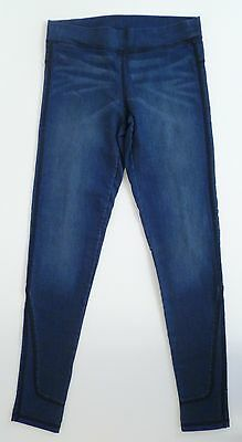 Joes Jeans Skinny Jeggings Girls Large Stretch Denim Leggings Dark Blue Libby