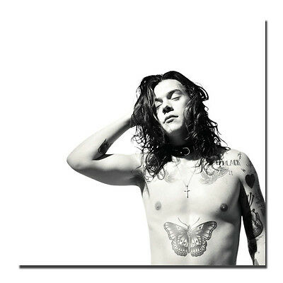 Harry Styles - DUNKIRK One Direction Super Star Art Silk Poster 13x13 24x24inch