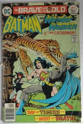 1976 The Brave And The Bold  #131  -   G (Reader Copy)               (Inv14450)