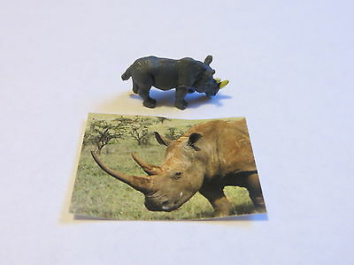 Breyer Pocket Box Animals - RHINO