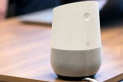 Google Home Voice Activated Smart Assistant