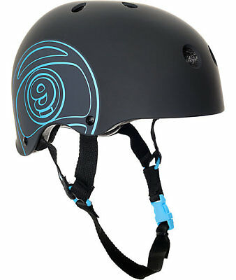 Sector 9 Skate Helmet - Logic Ii Black