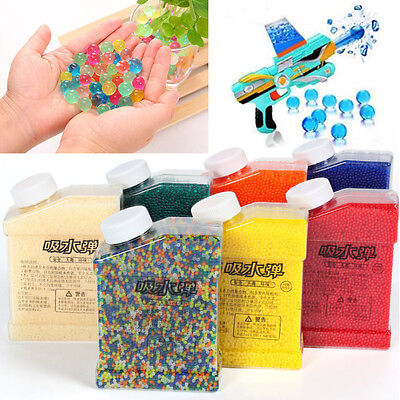 32000PCS Orbeez Water Crystals Expanding Magic Balls Beads Kids Refill Spa 7-8CM