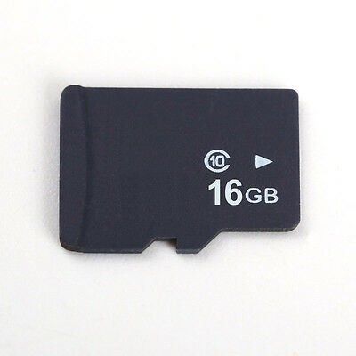 16 GB Micro Card Flash TF Memory Class FREE Adapter For Camera Phone