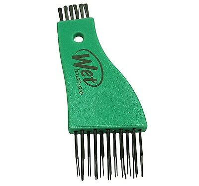 The Wet Brush Clean Sweep Hairbrush Cleaner GREEN
