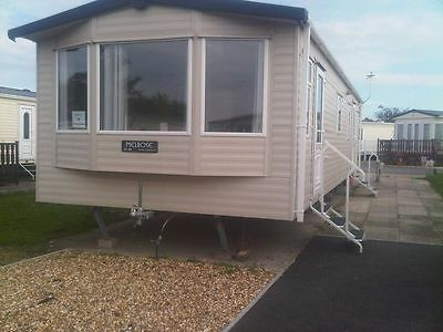 4 Bedroom Static Caravan To Rent October Holiday Midweek  £200