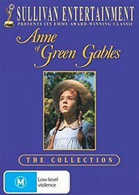 Anne Of Green Gables DVD Collection Box Set