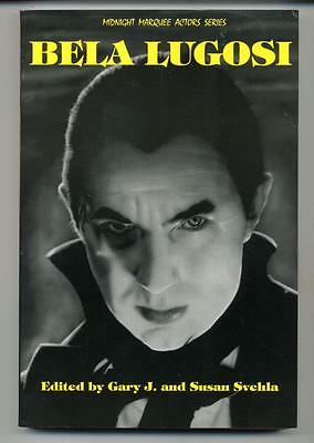 Bela Lugosi    Midnight Marquee Actors Series    First Print    1995
