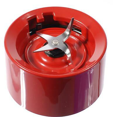 KitchenAid Blender Jar Base / Collar with Blades Empire Red (twist on version