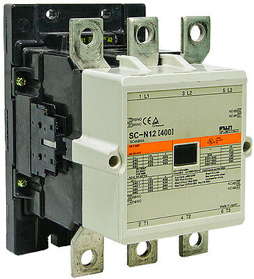 Fuji Electric SC-N12 400 Magnetic Switch Contactor
