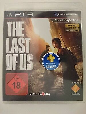 The Last of Us für PS3