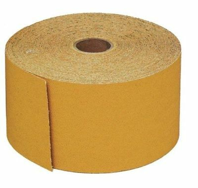 3M 02594 Stikit Gold 2-3/4 Inch x 45 Yards P220 Grit Sheet Roll