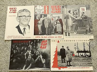 5 Red Tab Gab Levis Strauss & Company Publications Martin Kulik's Fifty Years