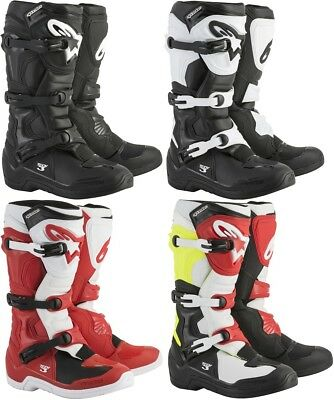 Alpinestars Tech 3 Offroad MX Boots Mens All Sizes & Colors