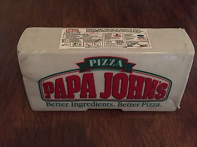 Papa Johns Pizza Delivery Light up Sign- Damaged