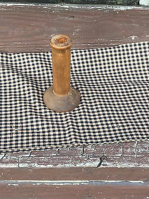 Primitive Country Sewing Thread Spool Holder