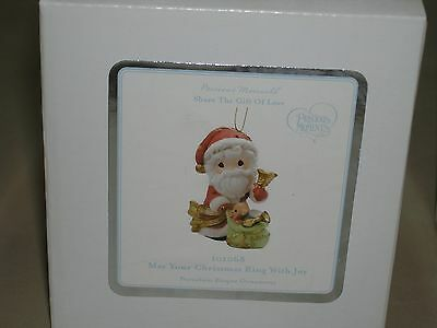 Precious Moments Ornament May Your Christmas Ring With Joy