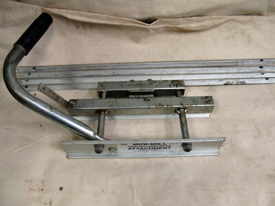 """USED GRANBERG G555 """"MINI-MILL"""" Chainsaw Attachment for Lumber Making"""