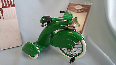 Hallmark Kiddie Car Classics Streamline Velocipede 1935 Pedal Car Murray Green