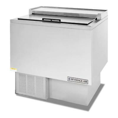 Beverage Air - GF34L-S - 34 in Stainless Steel Glass & Plate Chiller