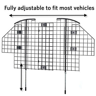 Universal Pet Barrier Fence for Car Van 4WD Vehicles Dog Cat