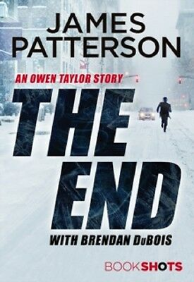 The End Bookshots by James Patterson New Paperback Book