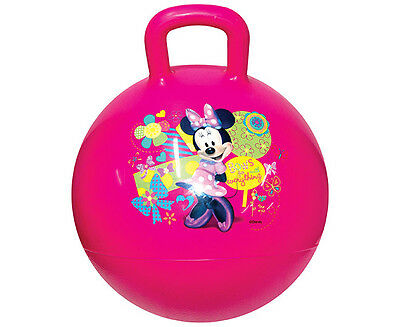 Minnie Mouse 38cm Licensed Hopper Ball