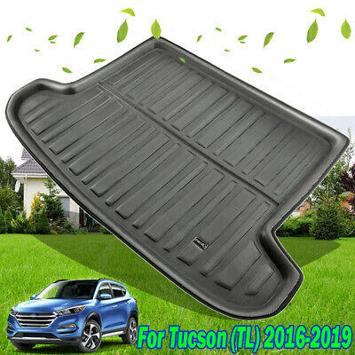 Car Rear Boot Cargo Liner Floor Mat Trunk Tray For Hyundai Tucson 2016 2017 2018