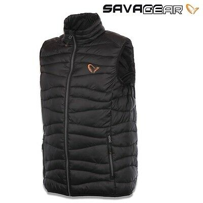 Savage Gear Simply Savage Lite Quilted Vest - (The Collection)